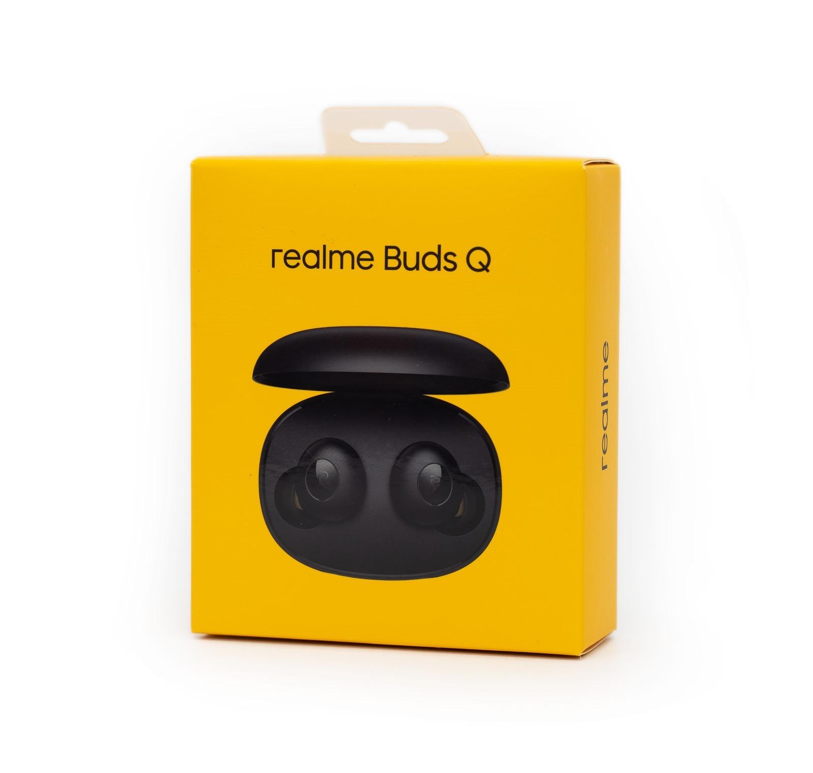 大師設計還有高性價比!僅 NT$799 真無線藍牙耳機 realme Buds Q 開箱 @3C 達人廖阿輝