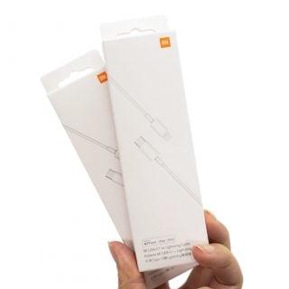 只要 NT$245 給 iPhone 快充好選擇!小米 Type-C 轉 Lightning 傳輸線 (1m) 入手開箱分享 / 測試 @3C 達人廖阿輝
