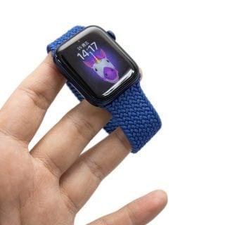Apple Watch S6 (Serial 6) 開箱動手玩,看看盒中有什麼?( Apple Watch S6 unboxing) 也有單圈回環錶帶 &單圈編織回環錶帶 @3C 達人廖阿輝