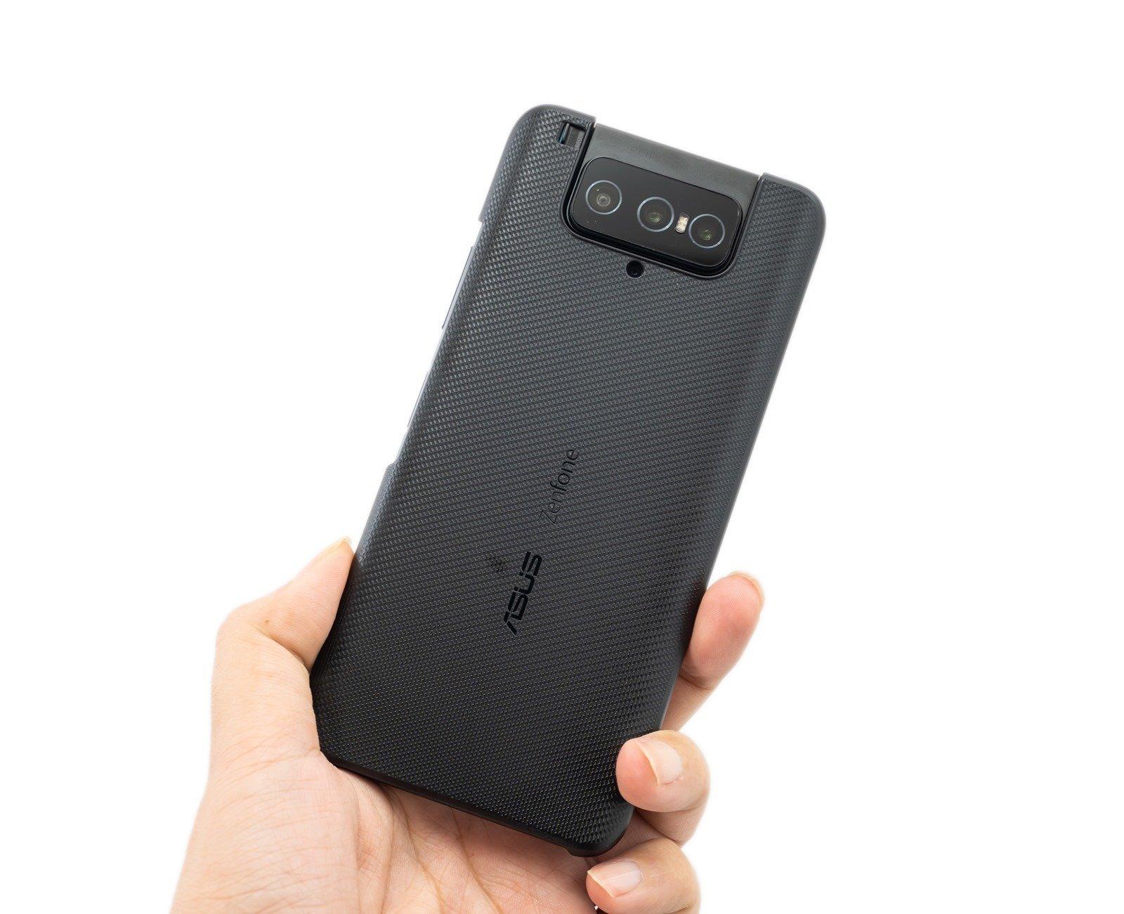 翻轉三鏡頭 ZenFone 7 Pro 一樣創新實用 (1) 開箱/性能/續航/充電實測 @3C 達人廖阿輝