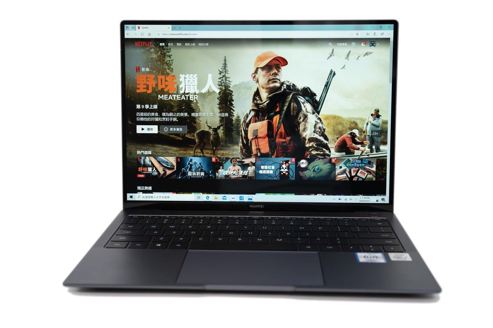 美型旗艦與創新技術的集合體 HUAWEI MateBook X Pro 新款! @3C 達人廖阿輝