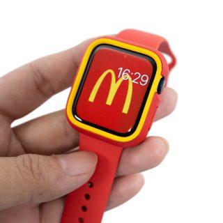 給 Apple Watch 強大保護也多點個性化!犀牛盾 Apple Watch 保護殼 CrashGuard NX 入手分享(S6 款式) @3C 達人廖阿輝