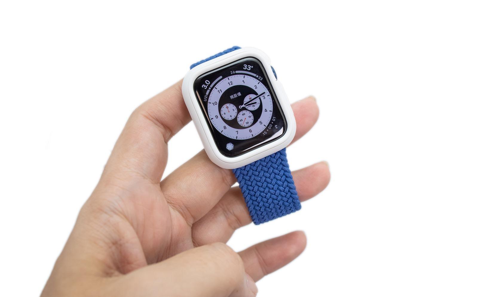 給 Apple Watch 強大保護也多點個性化!犀牛盾 Apple Watch 保護殼 CrashGuard NX 入手分享(S6 款式)@3C 達人廖阿輝