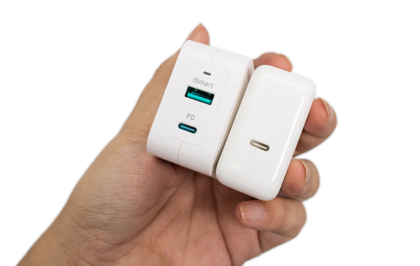 支援兩台筆電同時快充!更小巧、更快速、更穩定的 RAVPower 90W/65W 氮化鎵 GaN 充電器! @3C 達人廖阿輝