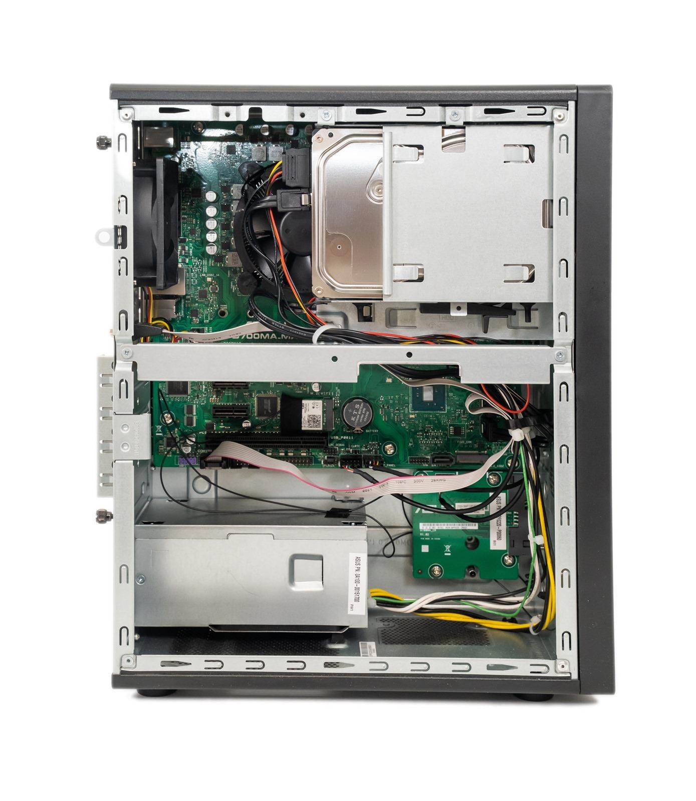 中小企業和商家最安心、實用擴充性高商用主機 ASUS ExpertCenter D7 Mini Tower (D700MA) @3C 達人廖阿輝