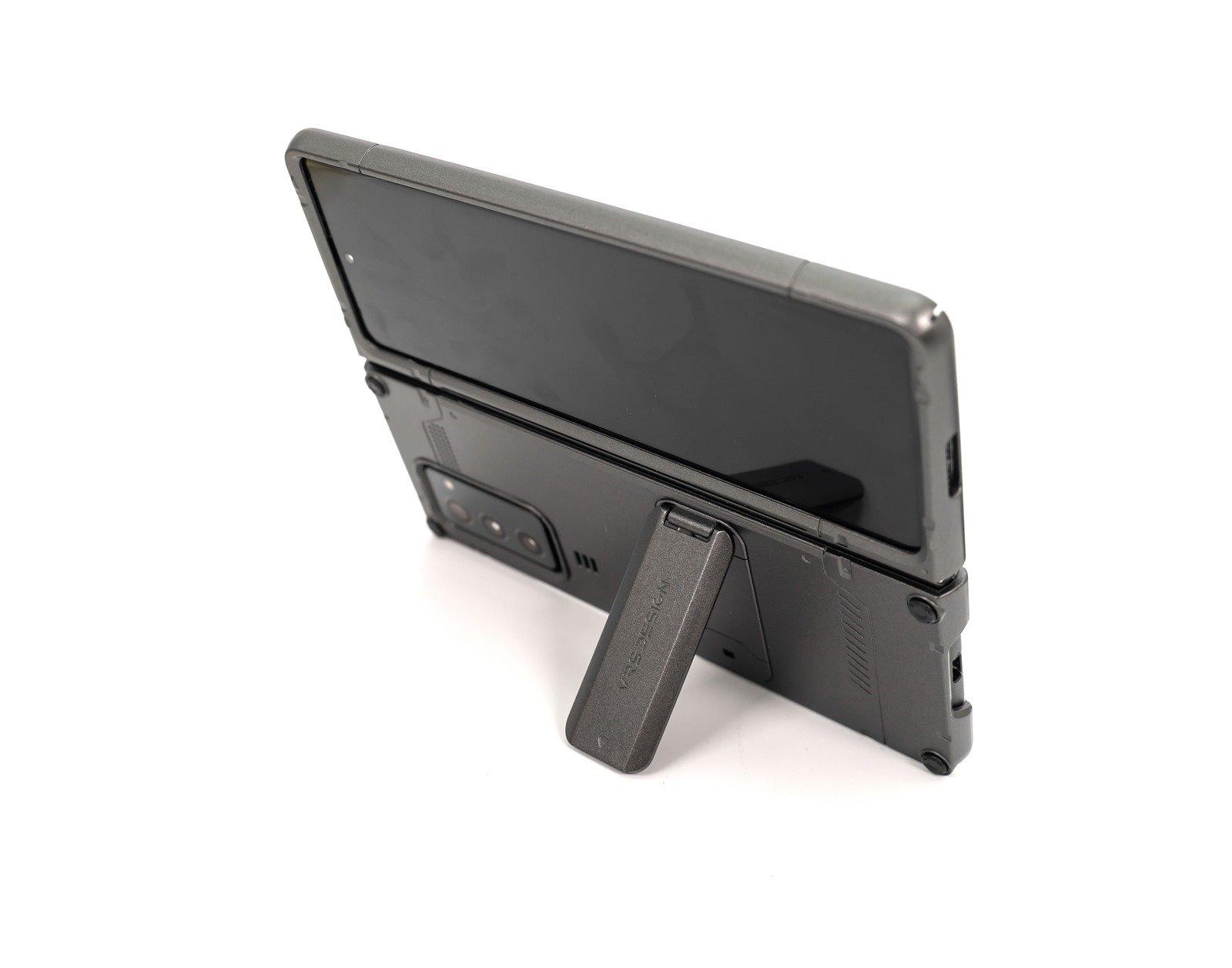 找不到好用好看的 Z Fold 2 保護殼嗎?韓國 VRS 保護殼入手分享 (一般版本 + 支架版本) @3C 達人廖阿輝