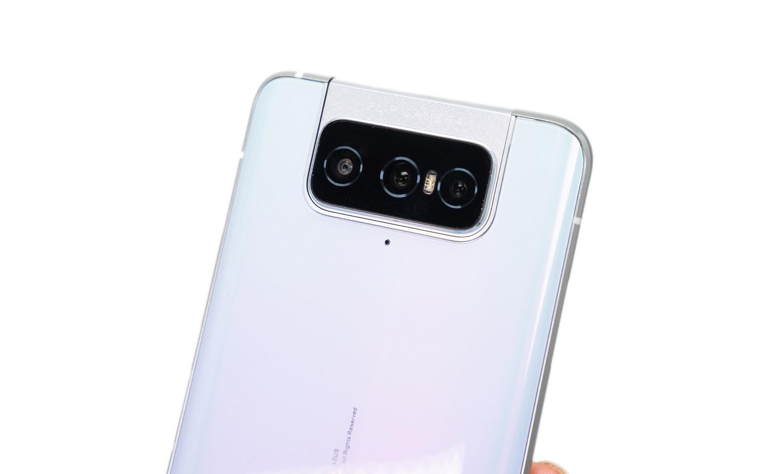 翻轉三鏡頭 ZenFone 7 Pro 創新實用三鏡頭 (2) 全面升級加上獨門翻轉有夠好拍! @3C 達人廖阿輝