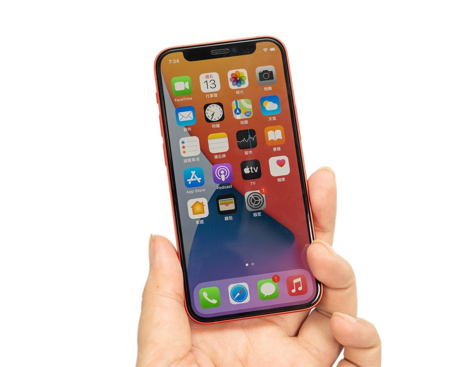 紅色機也來分享!蘋果 iPhone 12 Mini 紅色機 (PRODUCT) RED™ 開箱 + 性能電力/充電實測 @3C 達人廖阿輝