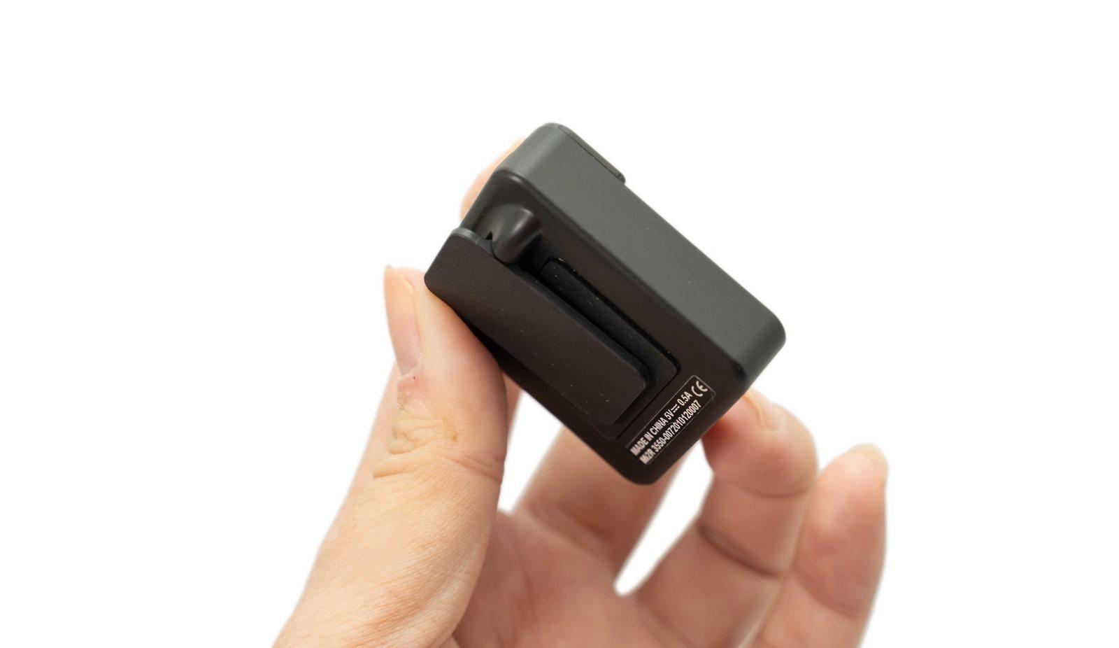 一對二無線麥克風也可以輕巧入手!力卡 MIPASSPORT MI2 開箱與實測 @3C 達人廖阿輝