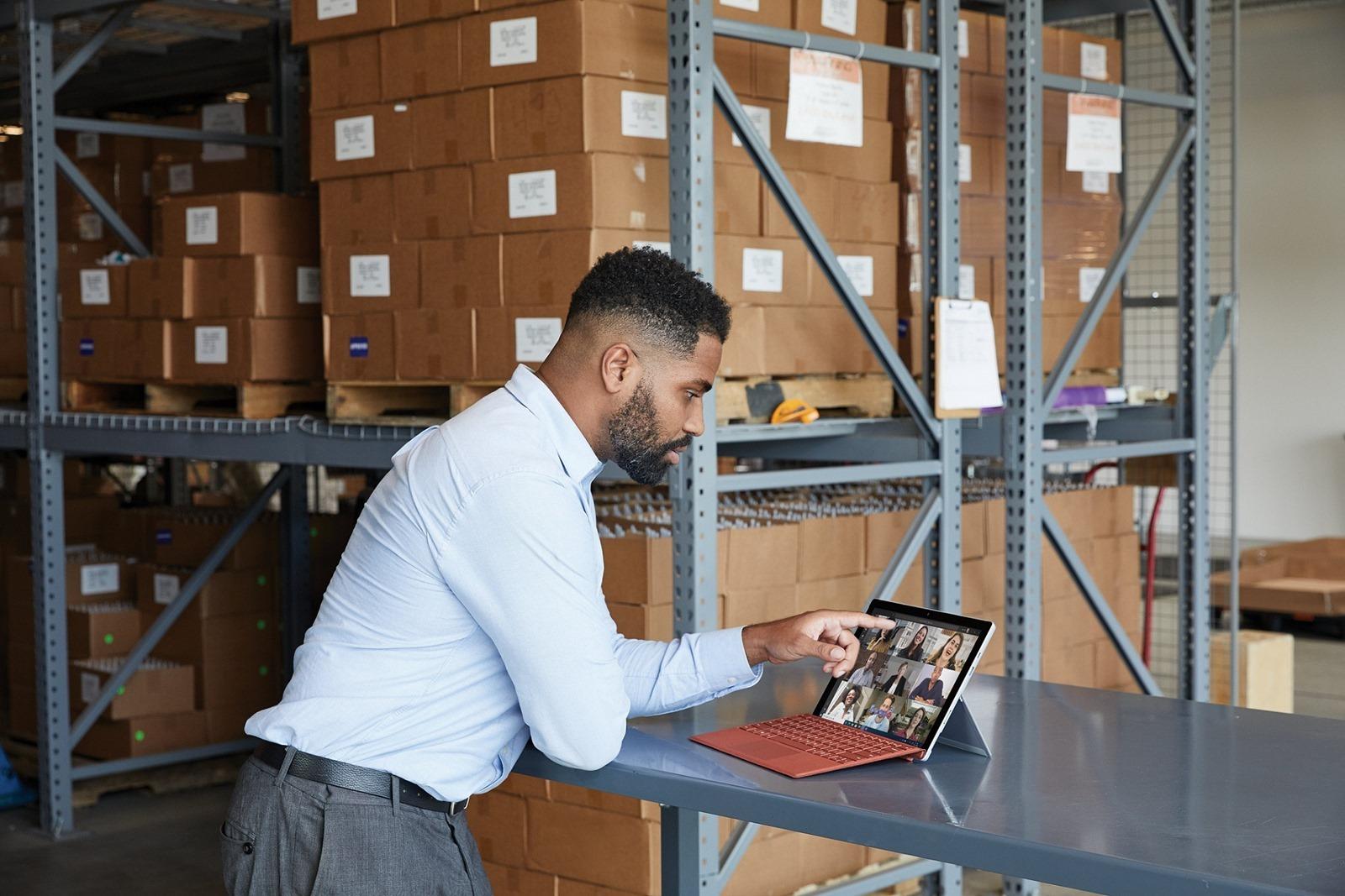 [CES 2021] 微軟發表全新 Surface Pro 7+ 商務版二合一筆電 混合辦公時代新賦能 企業與教育客戶擁有高效能、連線性和安全性 @3C 達人廖阿輝