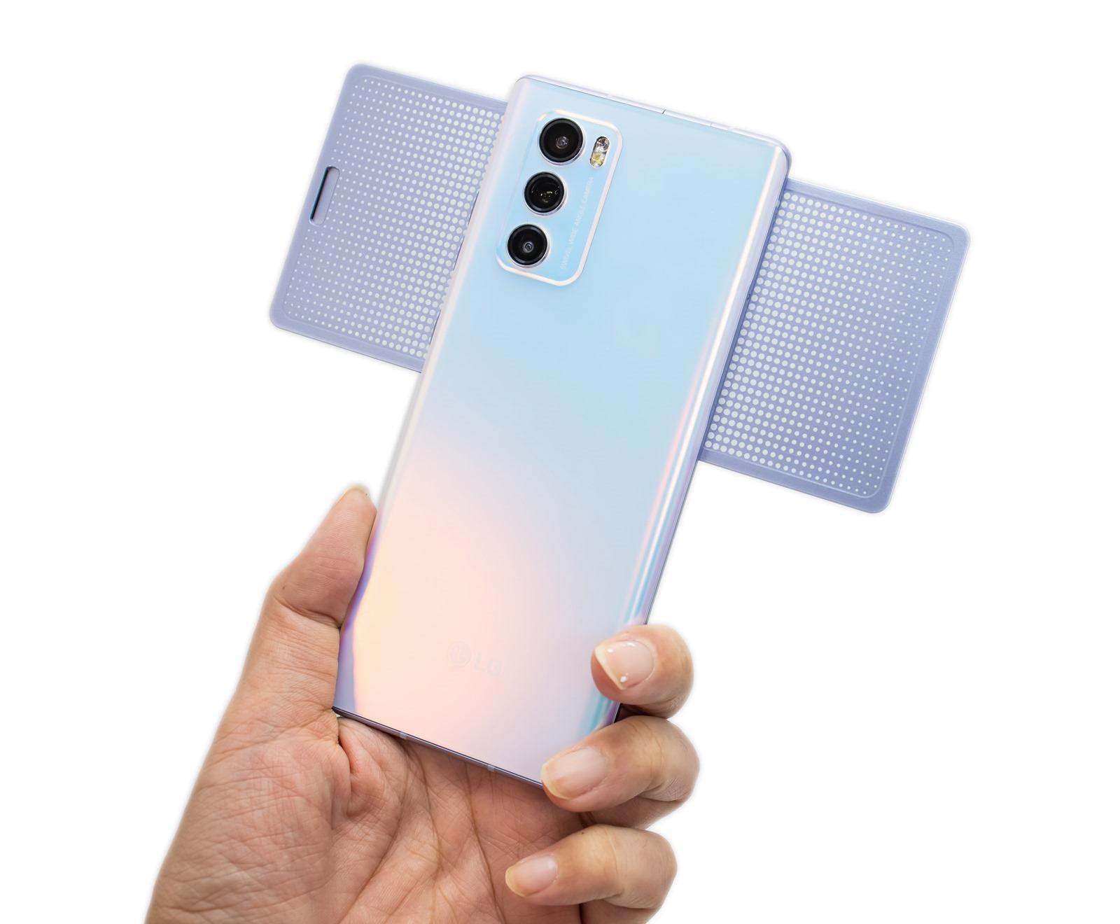 創新第一!超特殊旋轉雙螢幕手機 LG Wing 性能電力實測 @3C 達人廖阿輝