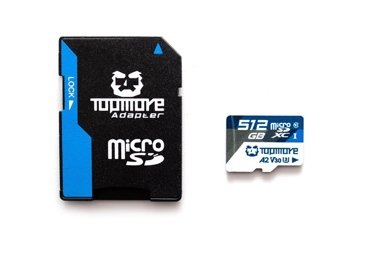 這張記憶卡好嗎?新款 A2 達墨 512GB MicroSDXC 記憶卡 (U3/A2) 手機電腦實測 @3C 達人廖阿輝