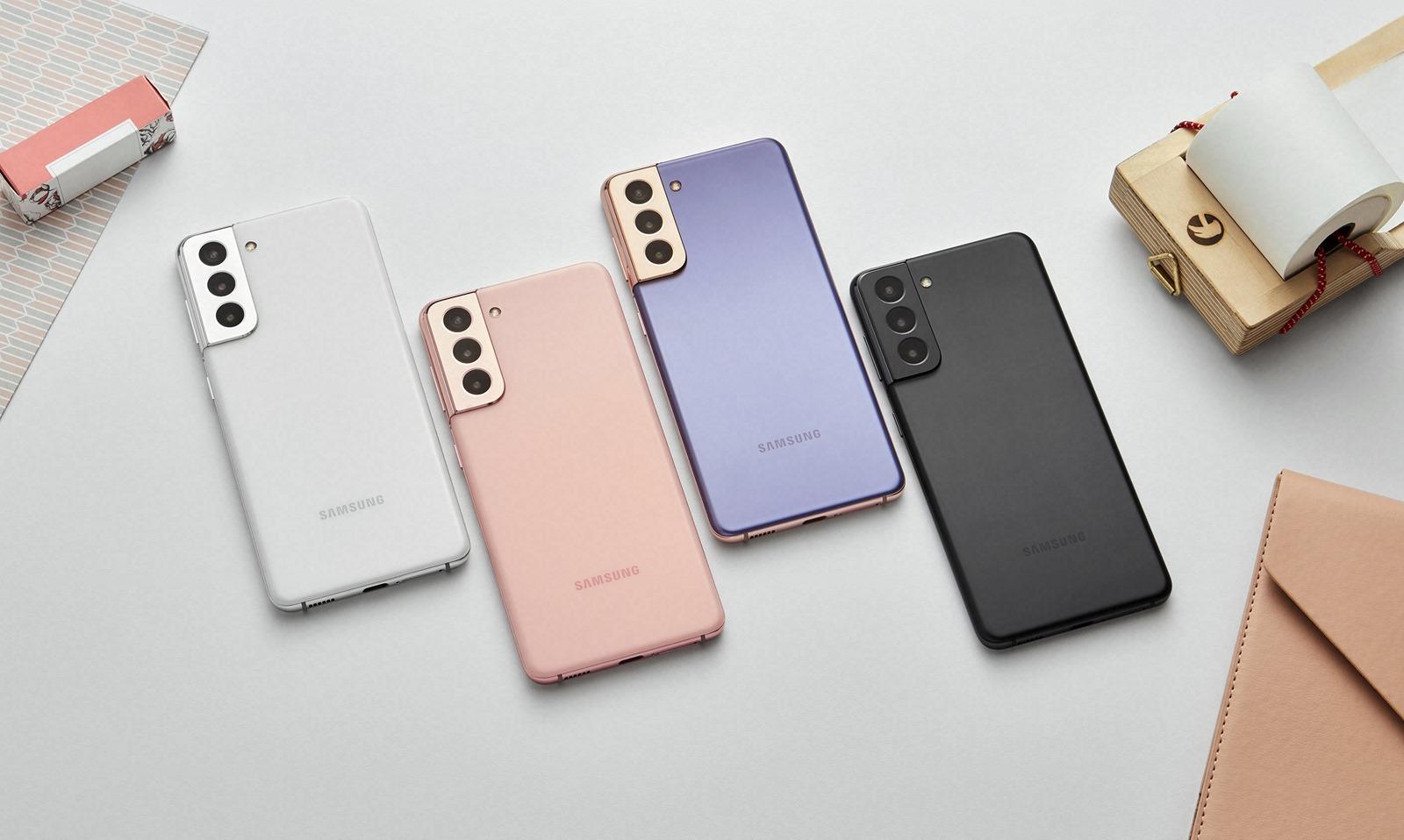 Samsung Galaxy S21︱S21+ 磅礴登場 為每日寫下史詩級精彩篇章 @3C 達人廖阿輝