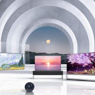 [CES 2021] LG 極致電視技術 鞏固業界領導地位 webOS 6.0 智慧電視平台專為觀眾內容需求打造 @3C 達人廖阿輝