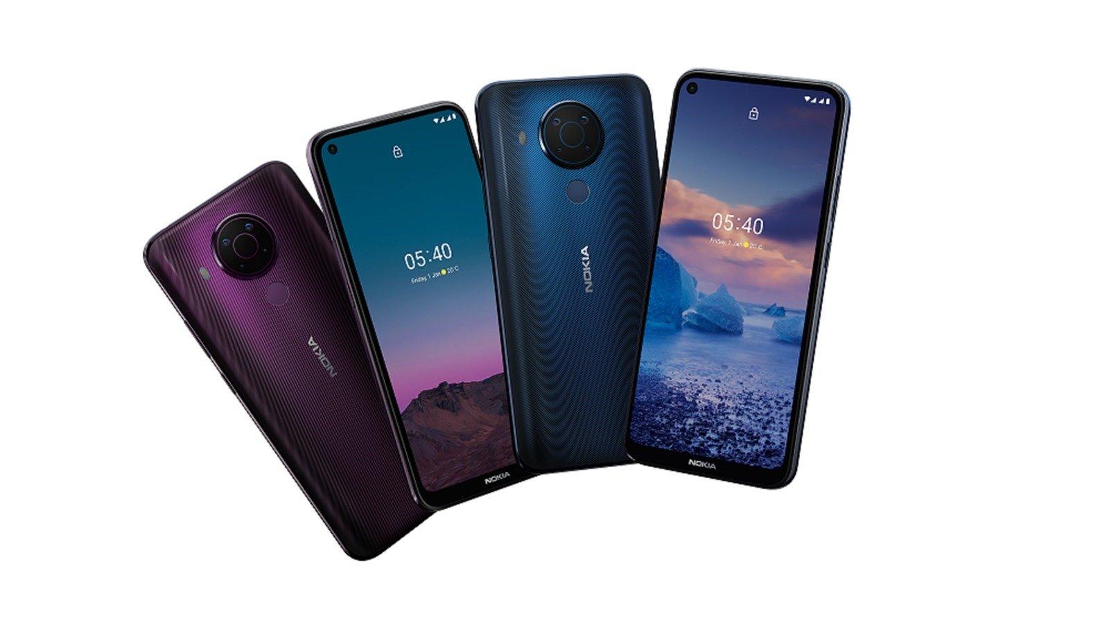 全新 Nokia 5.4 矚目登場 精彩斜槓人生一手掌握 4800 萬畫素主鏡頭 x 專業錄影模式隨手拍 x 兩天長待機不斷電 @3C 達人廖阿輝