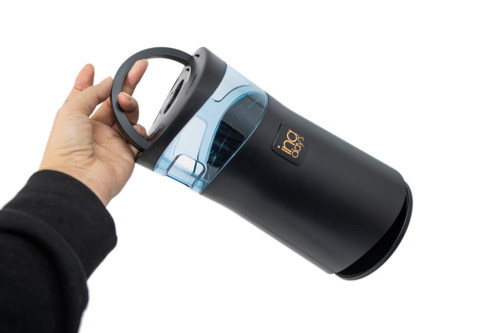 安全高效的抗蚊神器!新款 inaday's 會呼吸的捕蚊燈開箱 @3C 達人廖阿輝