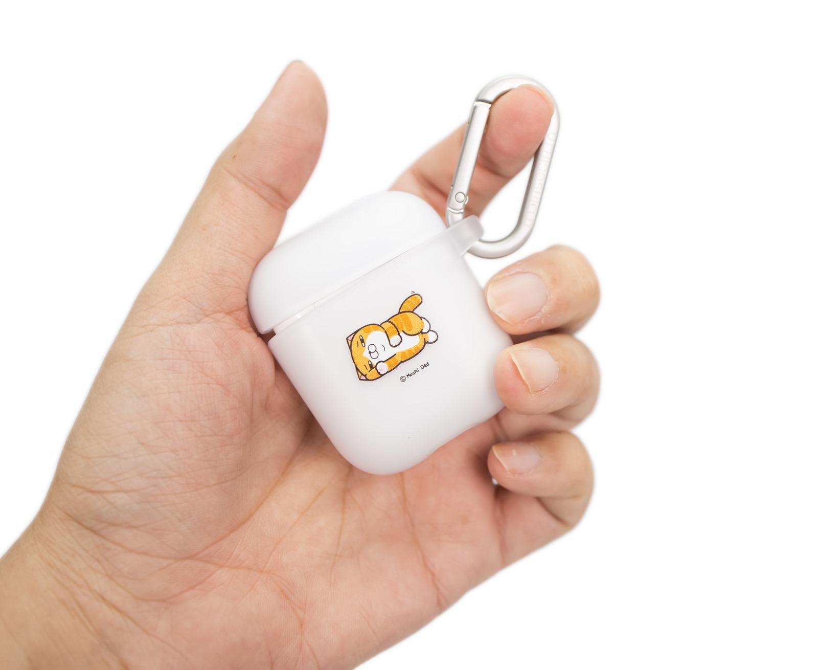 白爛貓來啦!犀牛盾 x 白爛貓合作!蘋果 iPhone 12 / AirPods / AirPods Pro / 三星 S21 Ultra 款式 (圖多) @3C 達人廖阿輝
