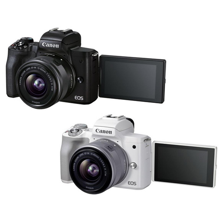 06-Canon-EOS-M50-Mark-II 專為-VLOG-量身打造,小巧輕量化機身和直覺化操控體驗,搭載垂直錄影與手機直式影片播放功能….jpg @3C 達人廖阿輝