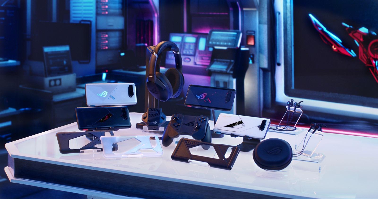 ROG 玩家共和國發表「地表最強電競手機」-ROG-Phone-5、ROG-Phone-5-Pro/Ultimate 及多款配件。.jpg @3C 達人廖阿輝