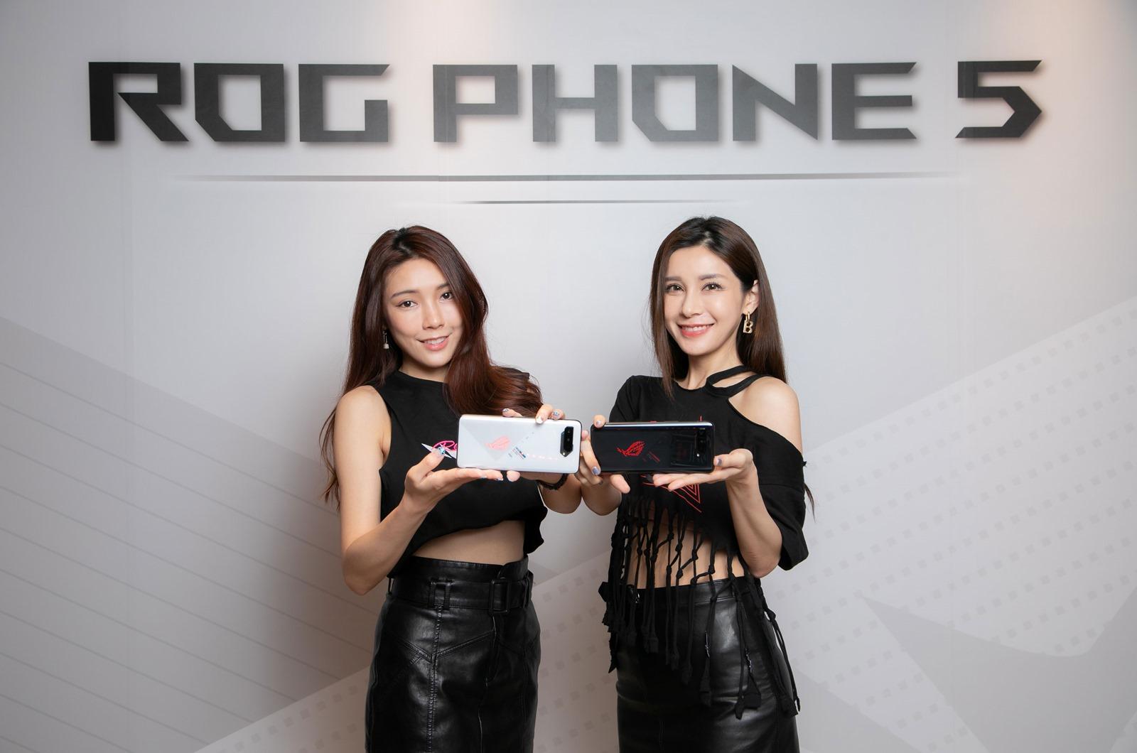 ROG-Phone-5 於 3 月 11 日中午 12 點起在全台華碩專賣店、專櫃店開賣,並於 ASUS-Store 與各大電商平台預購。.jpg @3C 達人廖阿輝