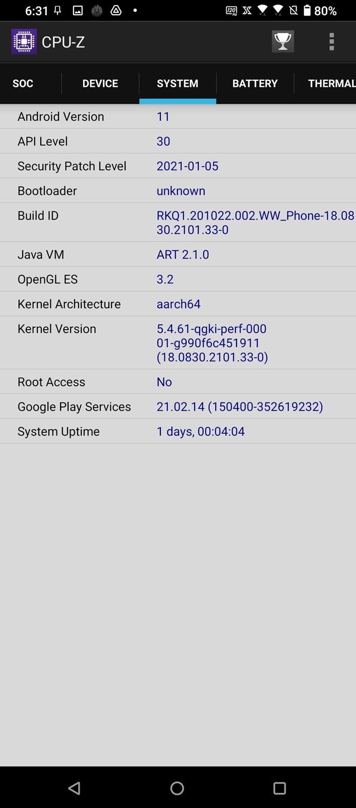 ASUS ROG Phone 5 性能測試 / 完整電力實測 / 快充實測 / 旗艦機排行 >> 旗艦處理器 + 6000mAh 大電池這一次還有 65W 快充! @3C 達人廖阿輝