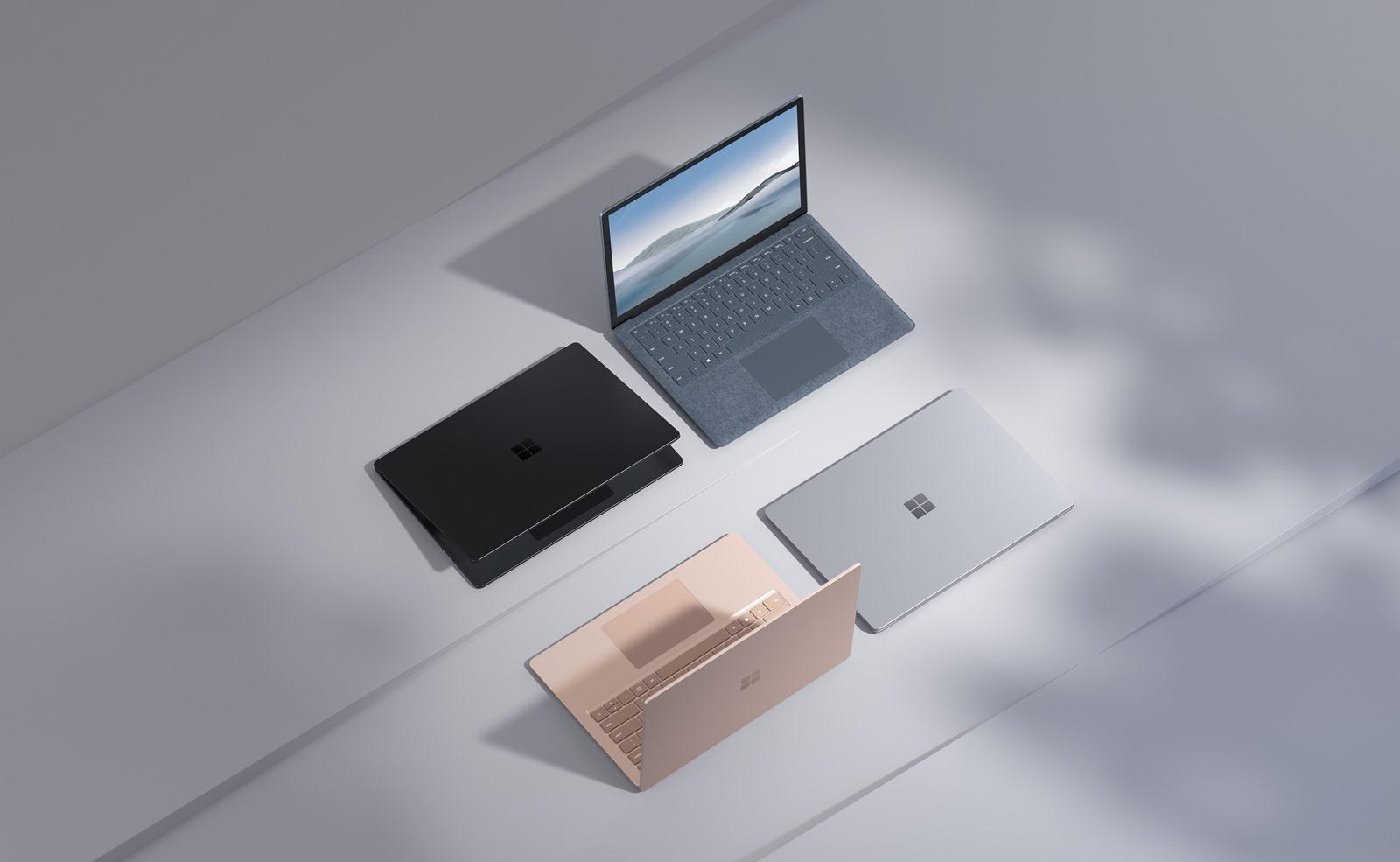 微軟發表全新 Surface Laptop 4 及配件 提升會議體驗 @3C 達人廖阿輝
