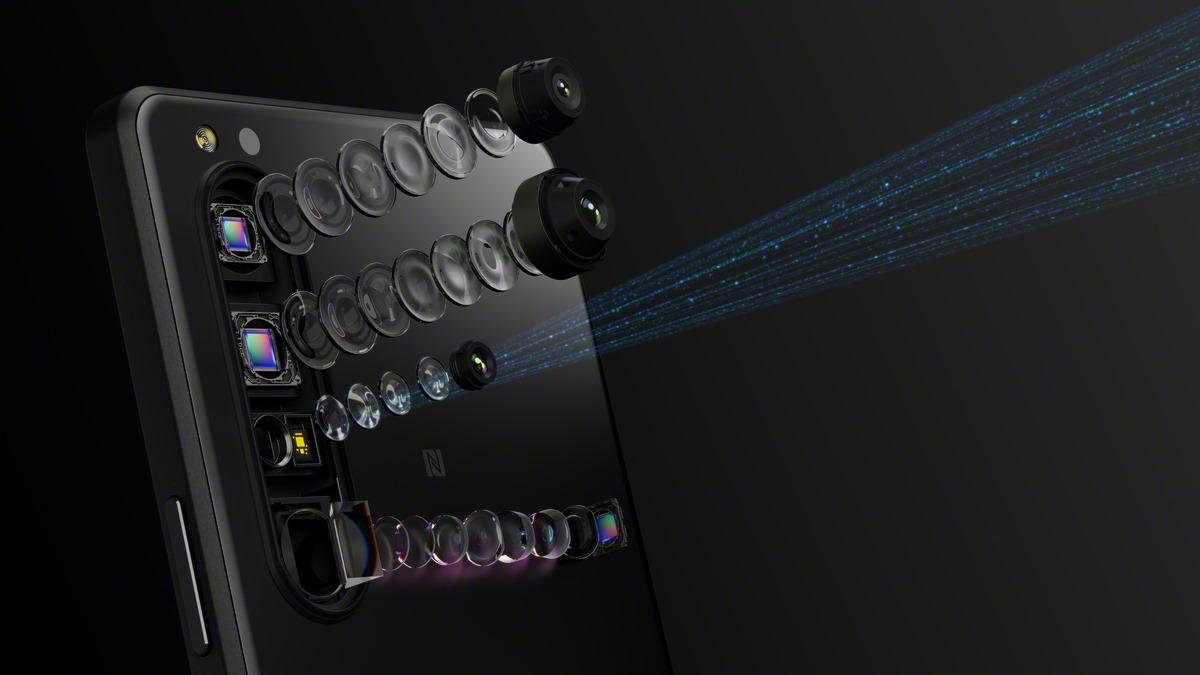 圖說、Xperia-1-III 及 Xperia-5-III 領先智慧手機業界,推出全球首創結合潛望式望遠變焦鏡頭及 Dual-PD 感測器.jpg @3C 達人廖阿輝