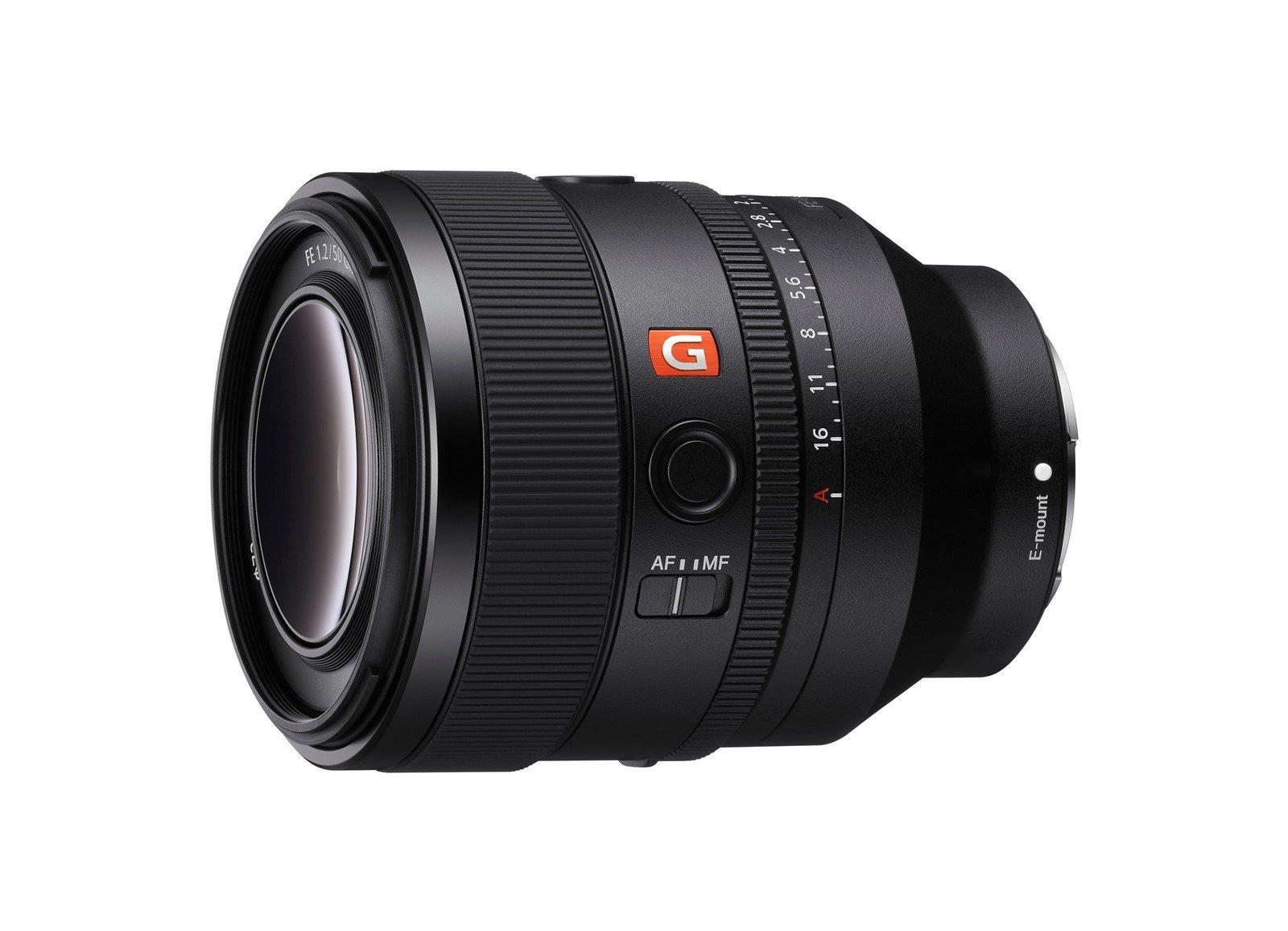 Sony FE 50mm F1.2 GM 全片幅大光圈定焦鏡 極致光學工藝展現 同場加映收音利器:全新 ECM-W2BT 無線麥克風、ECM-LV1 輕巧型領夾式立體聲麥克風 @3C 達人廖阿輝
