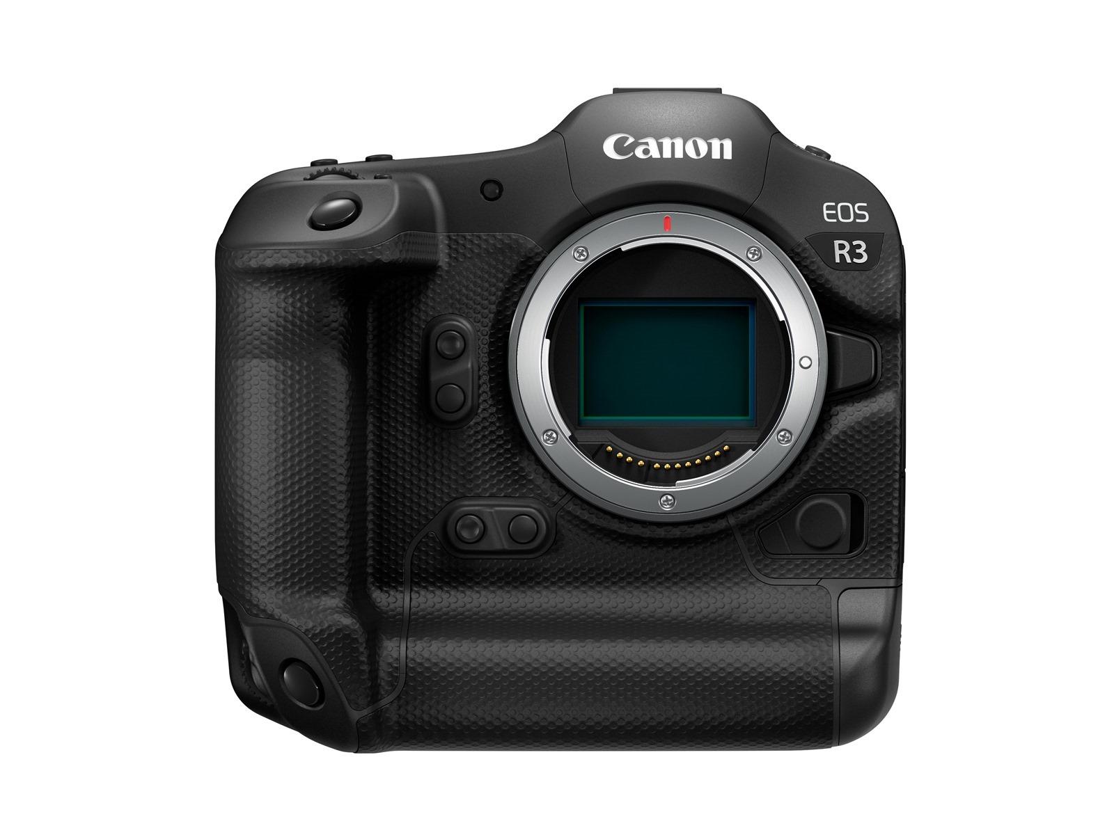 Canon 宣佈開發 EOS R3 全片幅無反光鏡相機 以高速、高感光及高可靠性擴展攝影可能性 @3C 達人廖阿輝
