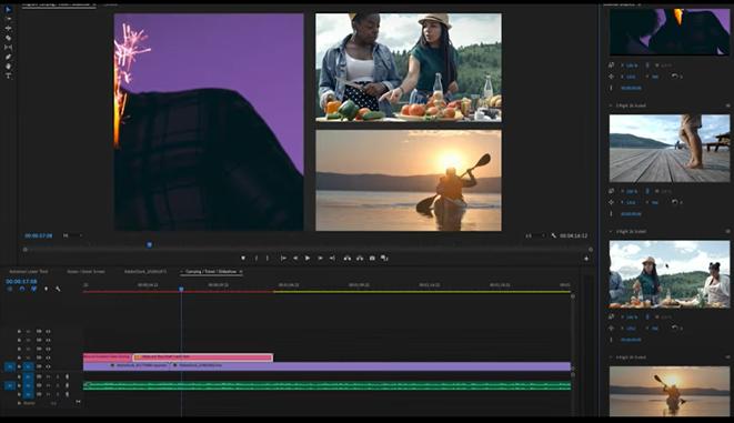Adobe 發布影片製作應用程式更新:釋放專業剪接師、社交媒體創作者等現代創作者的潛能 @3C 達人廖阿輝