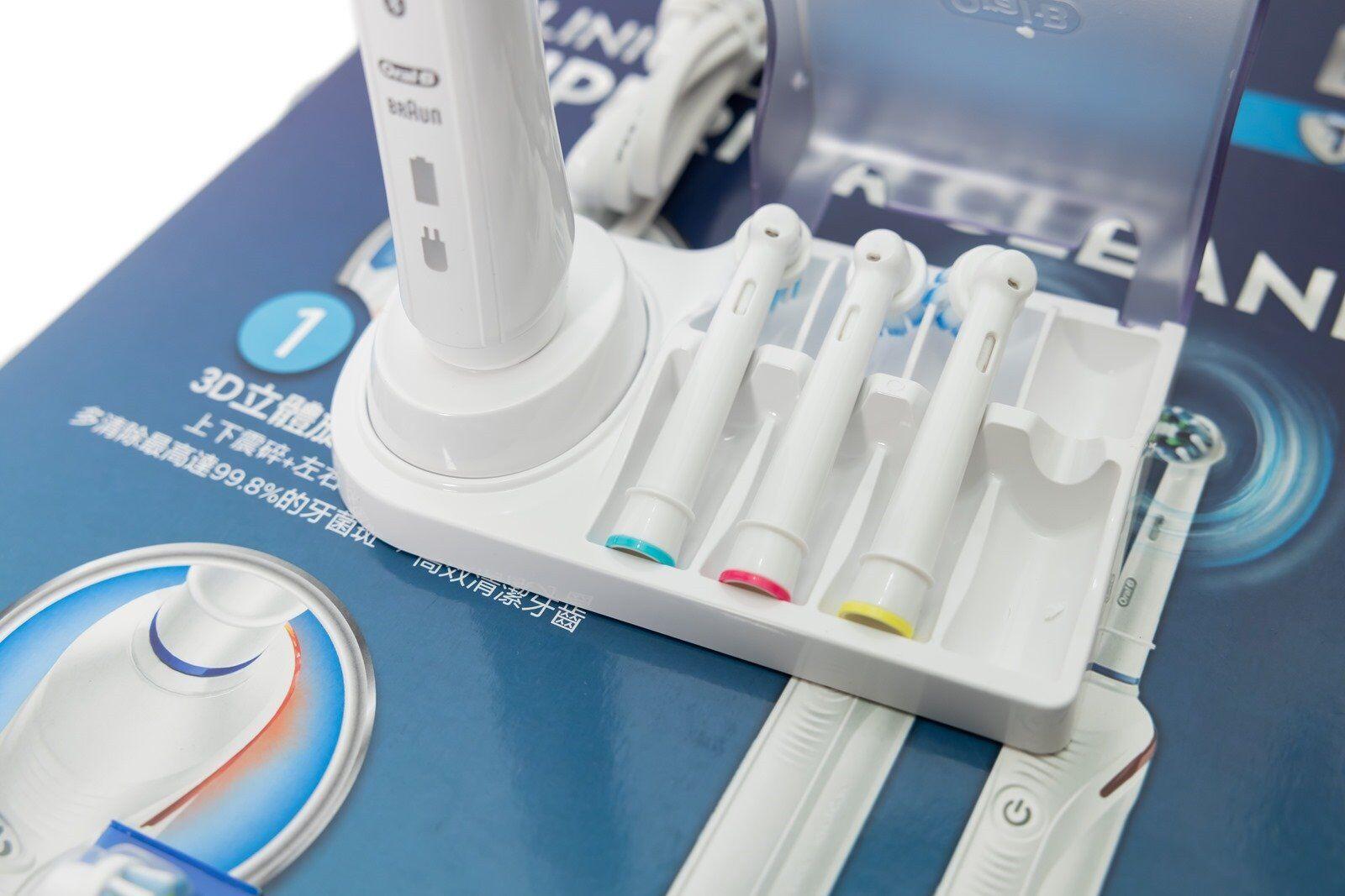 新手入門推薦款!Costco 好市多歐樂B (Oral-B) 電動牙刷雙握柄組,智慧守護全家人的口腔健康 @3C 達人廖阿輝