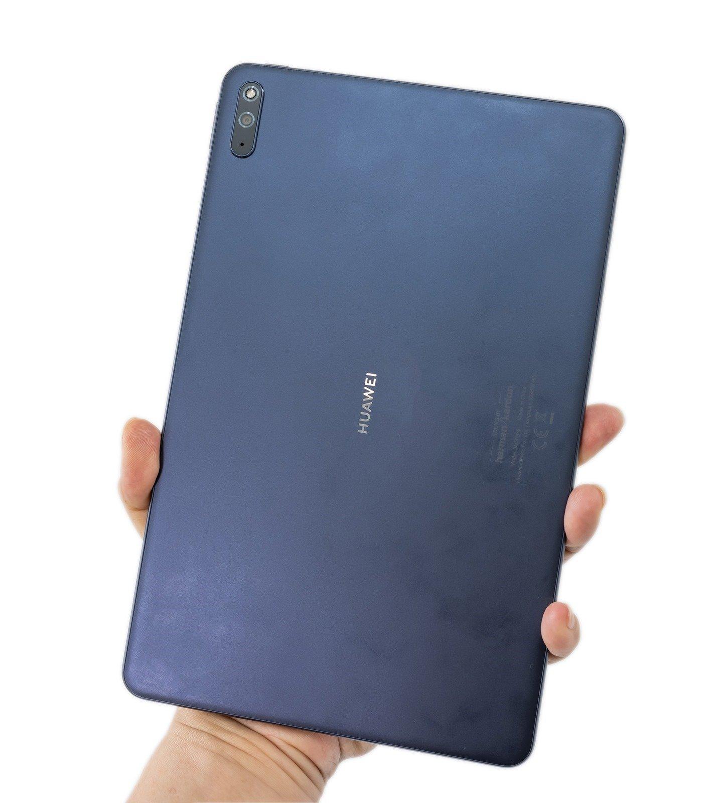 全家都適用的全能平板 HUAWEI MatePad!開箱動手玩 / 性能電力測試 / 相機實拍分享 @3C 達人廖阿輝