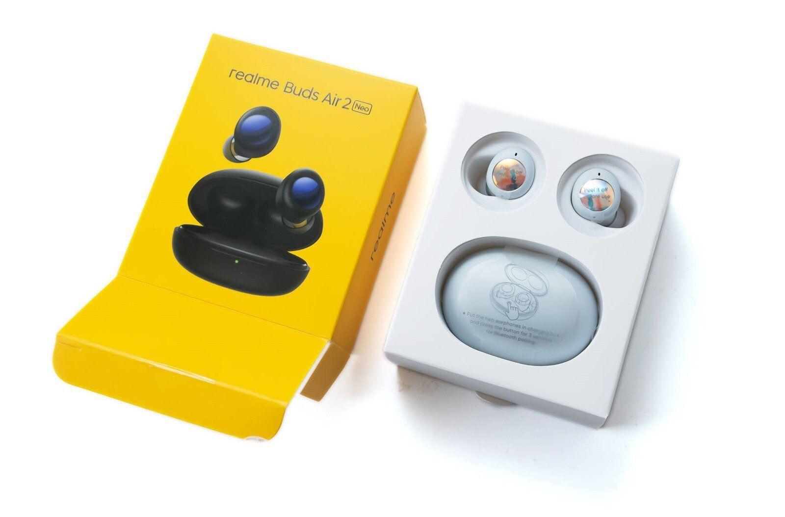 主動降噪耳機輕鬆入手!realme Buds Air 2 / realme Buds Air 2 Neo 挑戰性價比降噪耳機 @3C 達人廖阿輝