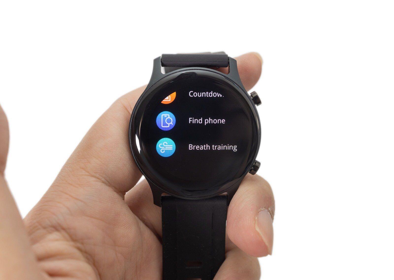 「智慧手錶性價比之王」兩千有找!Haylou RS3 開箱:螢幕、GPS、防水全面升級 @3C 達人廖阿輝