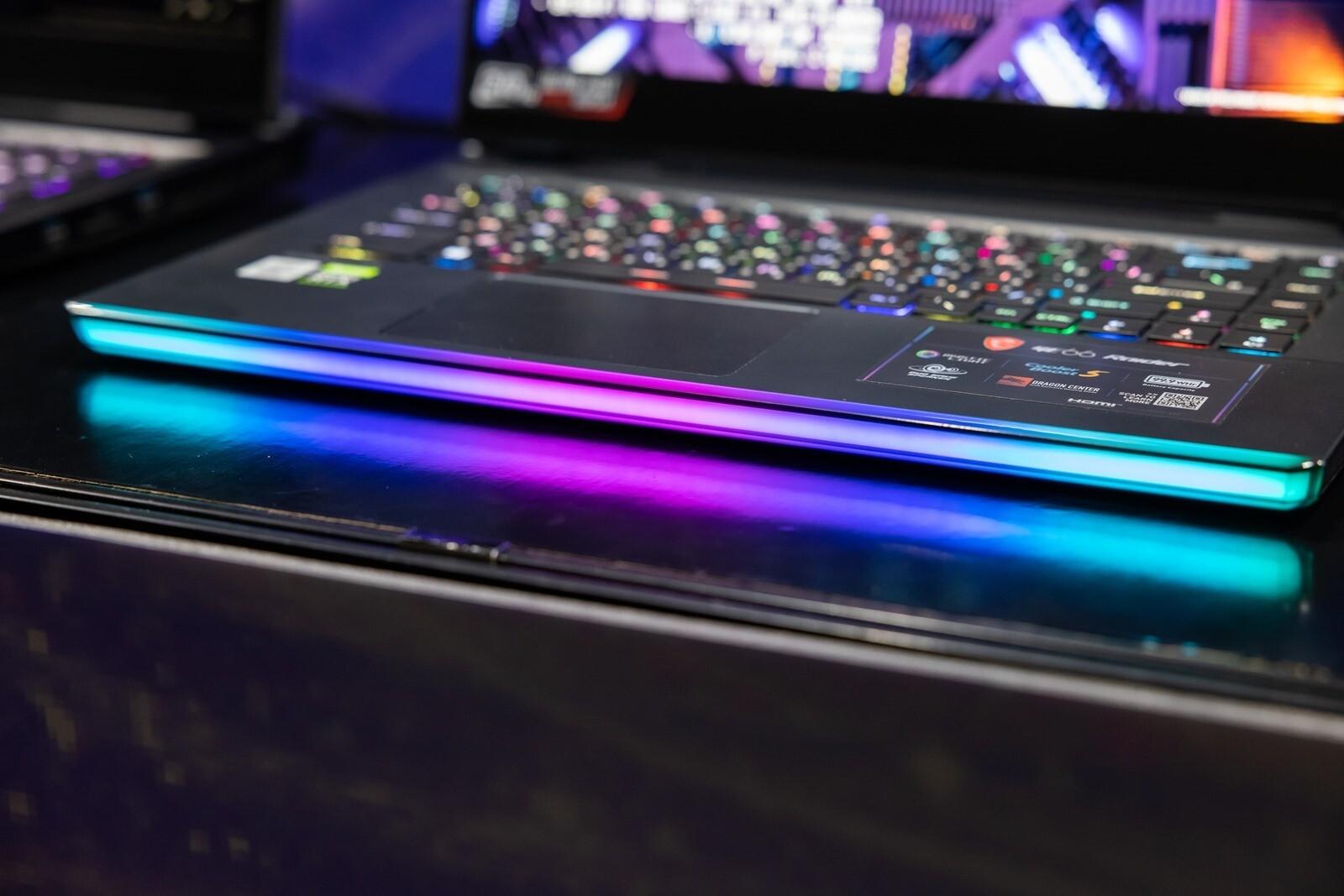 科技美學全新篇章!MSI 新世代筆電發表帶來第 11 代 Intel Core H 系列處理器最新機種與全新設計 @3C 達人廖阿輝