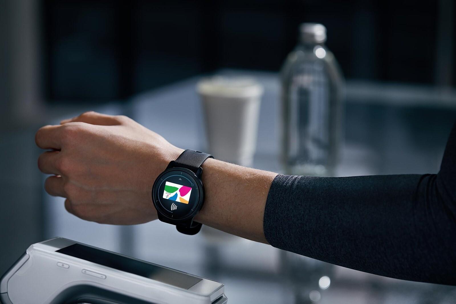 「VENU-2 系列 GPS 智慧腕錶」內建多項智慧提示、悠遊卡及 Garmin-Pay 行動支付,減少接觸風險、保護大家的健康,讓你輕鬆掌握健康便利又安全的生活.jpg @3C 達人廖阿輝