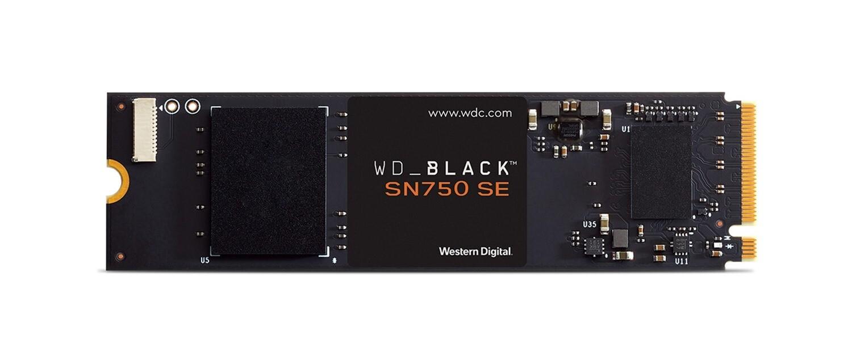 【新聞圖片一】WD_BLACK-SN750-SE-NVMe-SSD-搭載-PCIe-Gen4-技術,提供高達-3600-MBs-的讀取速度,讓遊戲愛好者在-PC-或筆電上獲得更佳的遊戲體驗與更多的遊戲儲存空間。_thumb.jpg @3C 達人廖阿輝