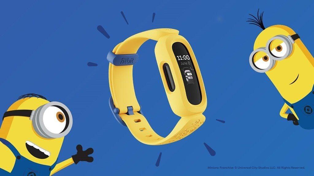 Fitbit 宣布推出可追蹤運動與睡眠的兒童智慧手環 Ace 3「小小兵」特別版 @3C 達人廖阿輝