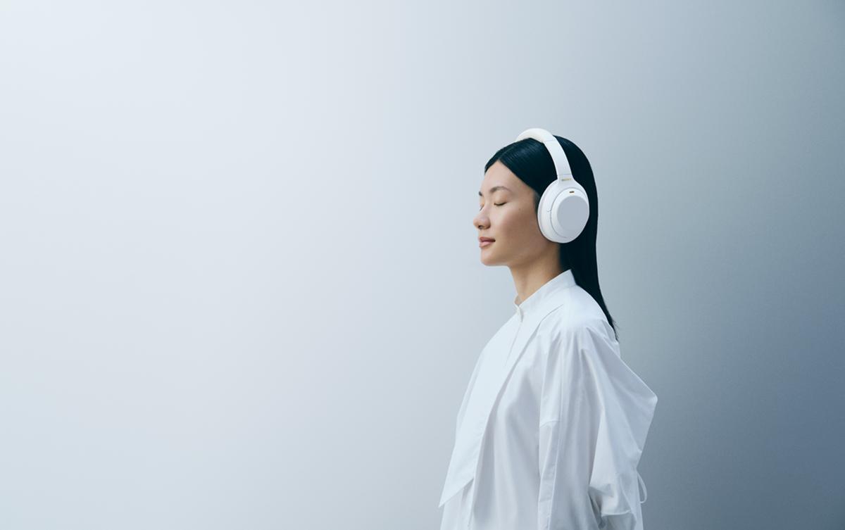 Sony WH-1000XM4 無線主動式降噪耳機 限量靜謐白 買就送 Sony 限量 HYDY 大理石紋保溫瓶 優質選品一次收藏 @3C 達人廖阿輝