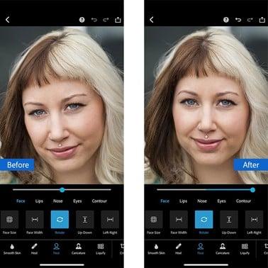 Adobe 發布 iPad 版 Photoshop 自訂筆刷及 Photoshop Express 相片修飾功能 @3C 達人廖阿輝