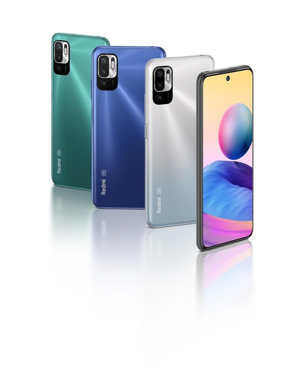 [上市資訊 + 價格] Redmi 極致性價比新機雙發出擊 Redmi Note 10 5G 將成 5G 市場破壞王 Redmi Note 10S 同步發表 @3C 達人廖阿輝