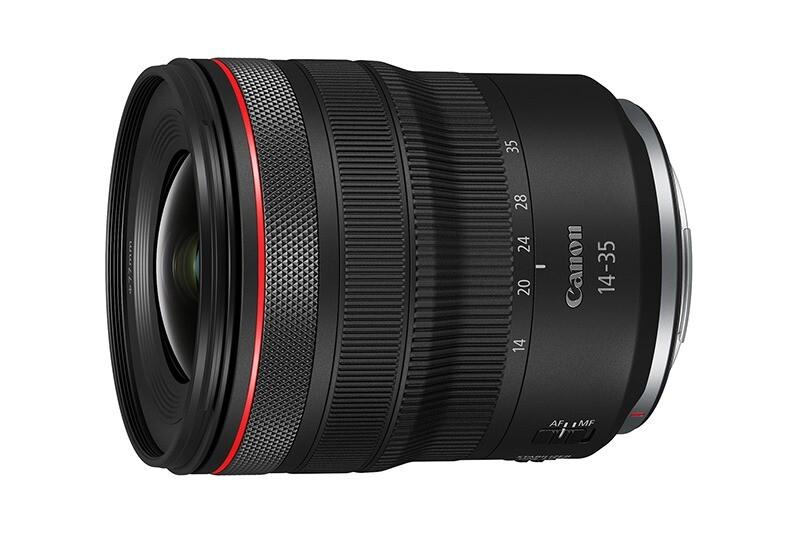 Canon 發佈全新專業級輕巧超廣角變焦鏡頭 RF-14-35mm-F4L-IS-USM.jpg @3C 達人廖阿輝