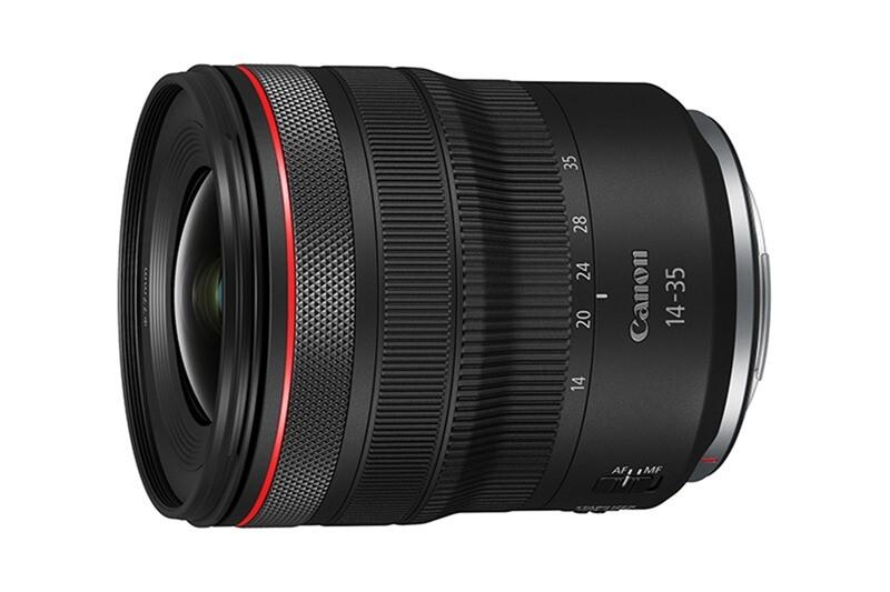 Canon 發佈全新專業級輕巧超廣角變焦鏡頭 RF 14-35mm f/4L IS USM @3C 達人廖阿輝