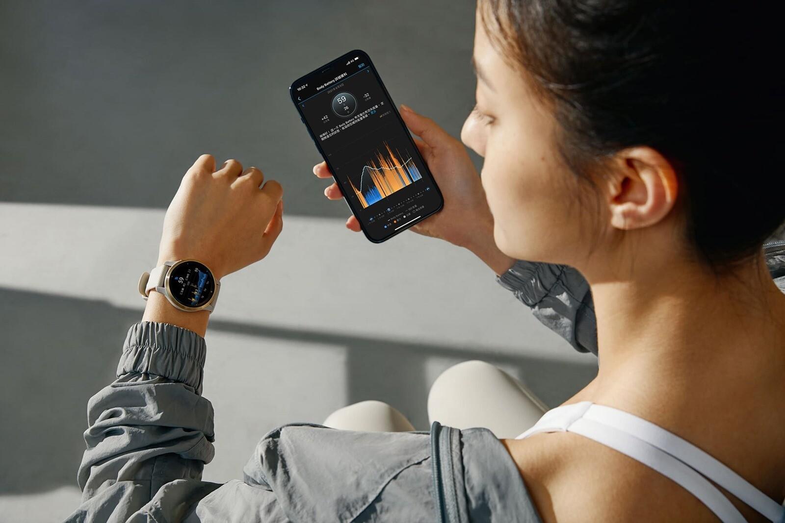 Garmin 相信透過科學化監測,追求健康有憑有據,無論是練肌肉或練出更好的睡眠習慣,健康生活都是「練」出來的.jpg @3C 達人廖阿輝