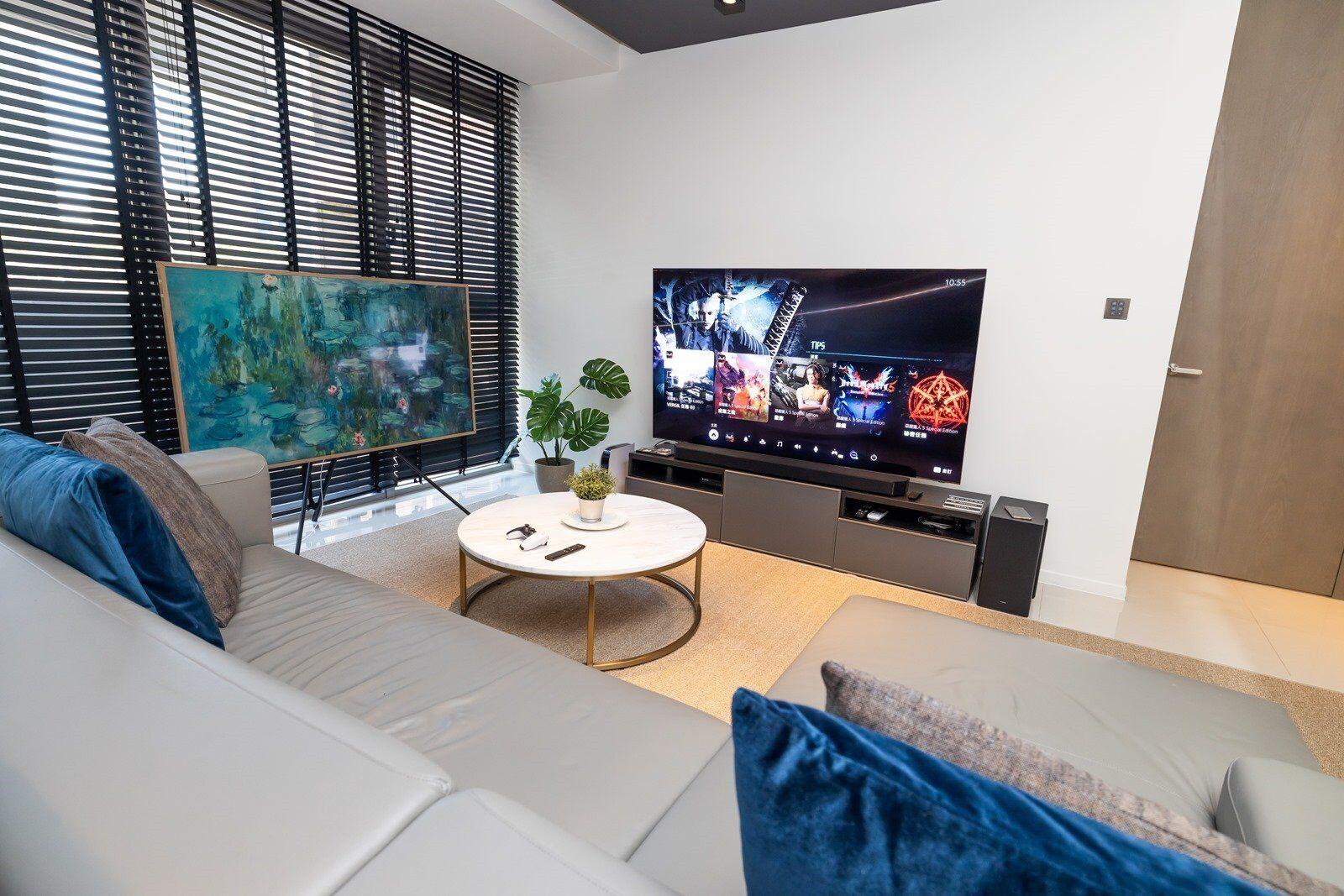 開創全新科技生活未來,三星 Samsung 電視遠遠超越想像,不論是誰都能找到最棒的生活夥伴! @3C 達人廖阿輝