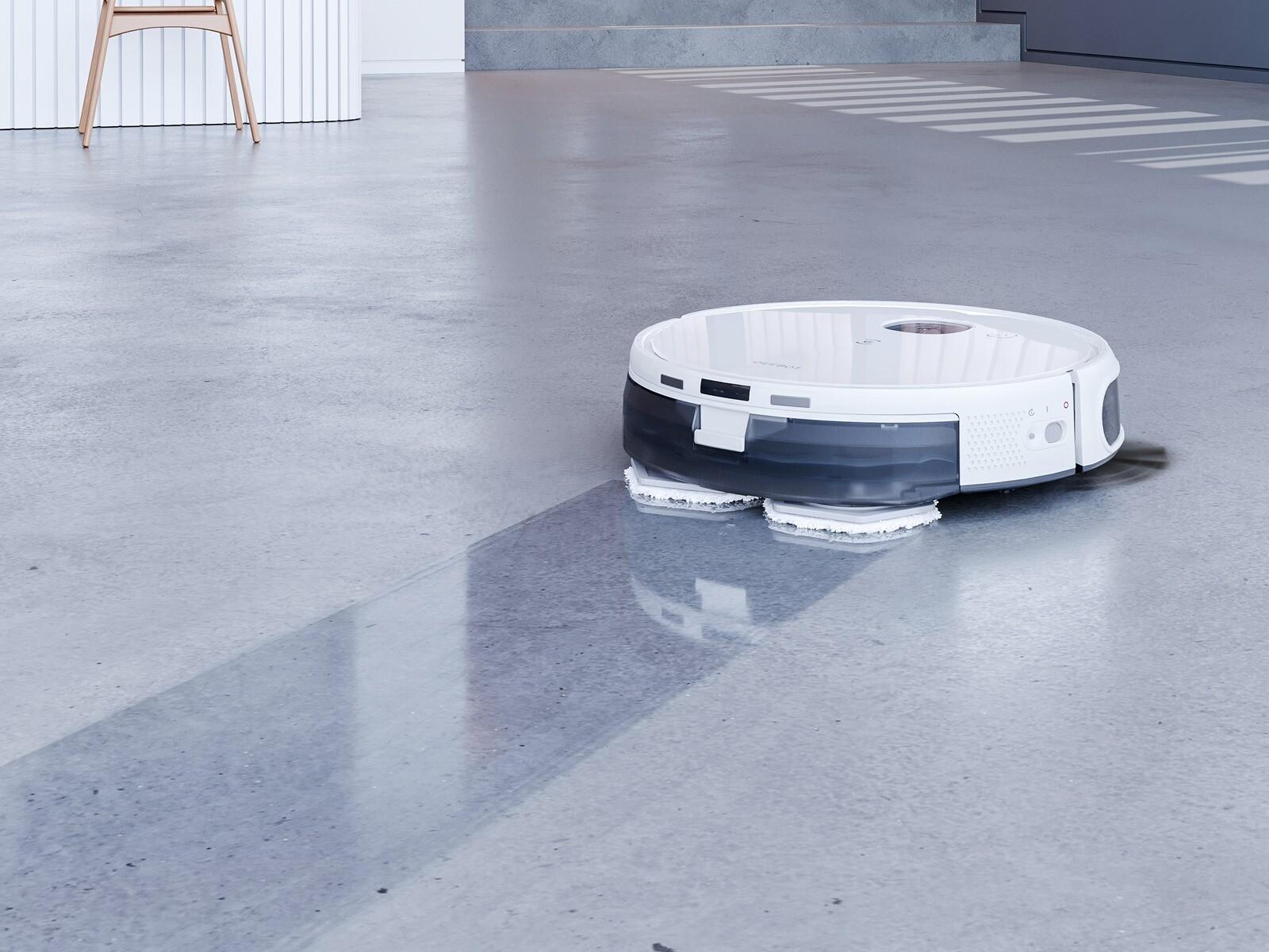 ECOVACS DEEBOT N9+掃拖機器人強勢登場 吸掃拖洗風乾五合一功能全台首見 居家防疫期清潔家電需求升溫 618 年中慶超前部署早鳥優惠 NT$15,900 @3C 達人廖阿輝