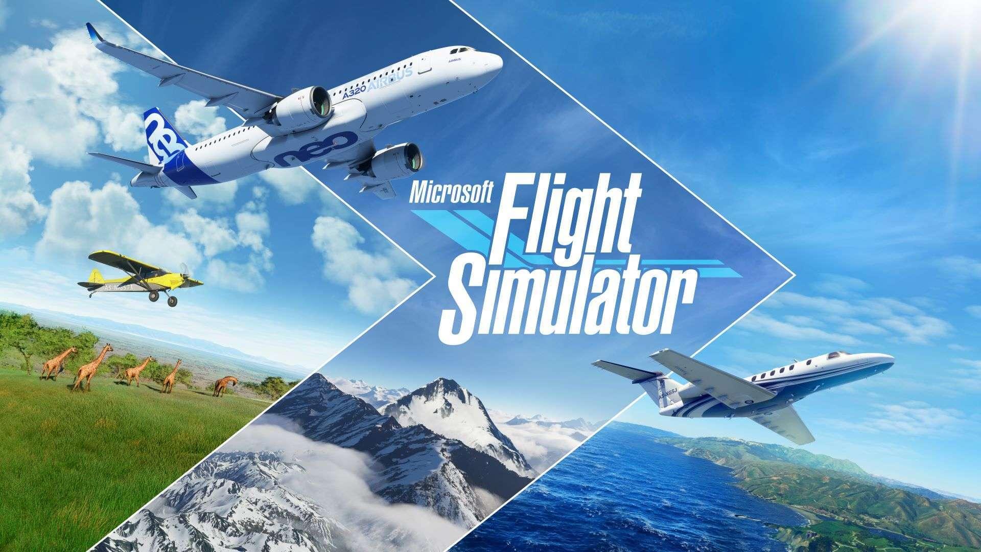 《微軟模擬飛行》Xbox 次世代主機版本上市 即刻登陸 Xbox Game PassXbox Game Pass 暑期限定遊戲特賣和抽獎活動好康大放送 @3C 達人廖阿輝