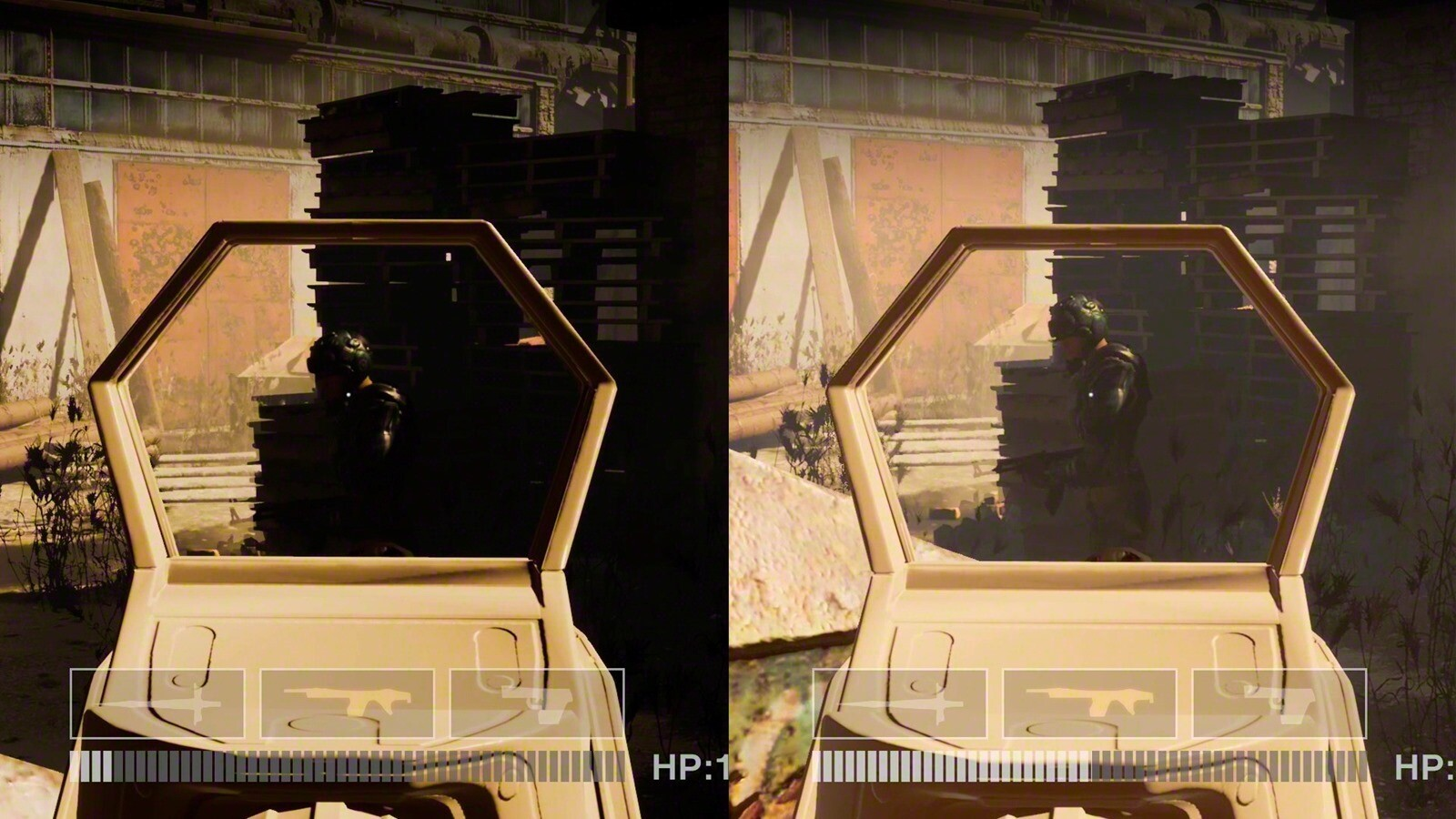 圖說三、開啟 Xperia-1-III 全新深色背景強化功能,使玩家更容易發現隱藏在暗處的敵人,搶先出手先發制人!_thumb.jpg @3C 達人廖阿輝