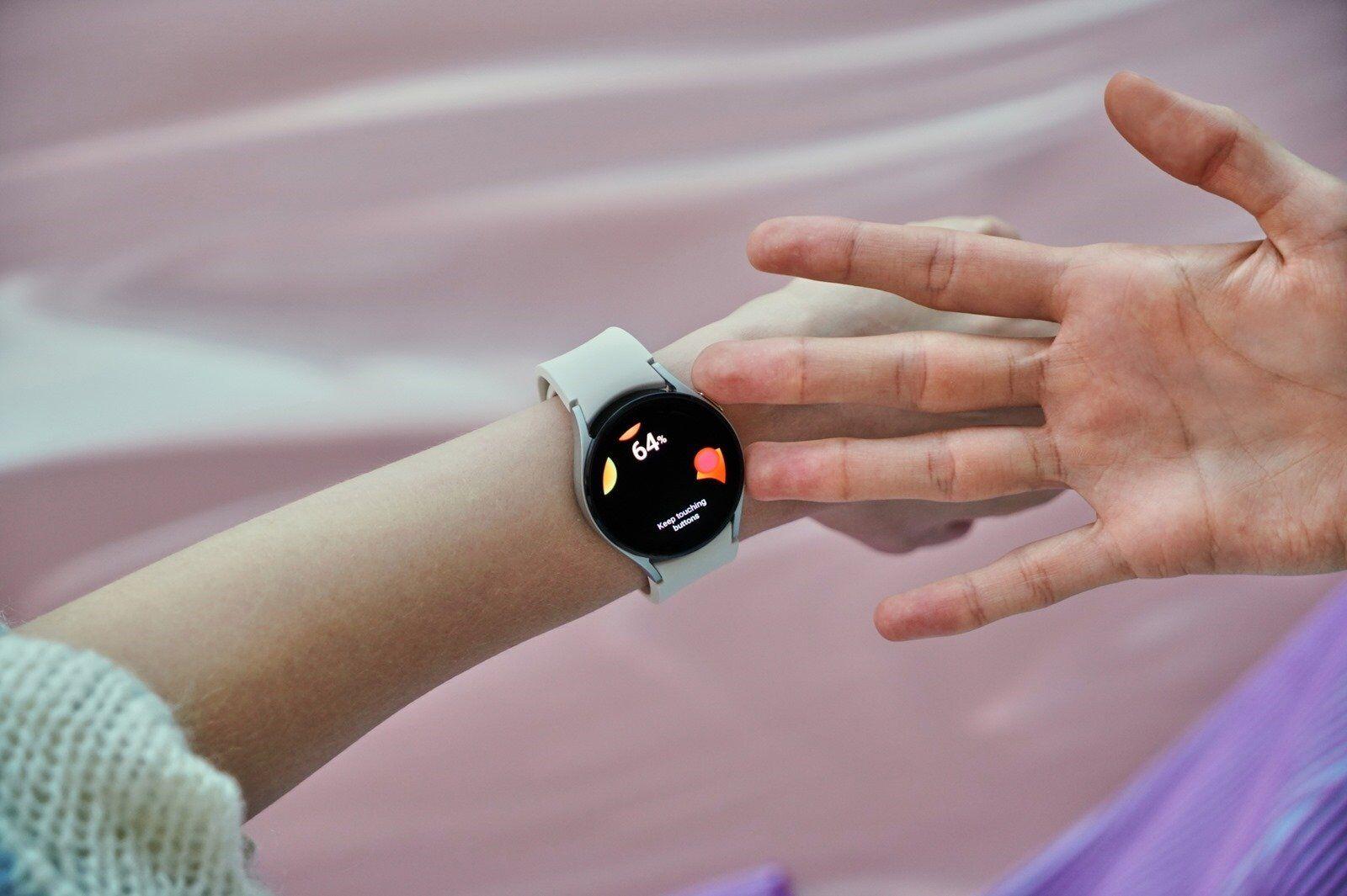 Galaxy Watch4 與 Galaxy Watch4 Classic:重塑智慧手錶體驗 @3C 達人廖阿輝