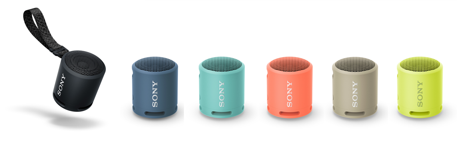 Sony EXTRA BASS 重低音無線藍牙喇叭 SRS-XB13 @3C 達人廖阿輝